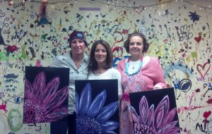 Paint Night 2014 Joyce Donna Me (2)