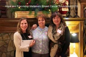 Charity Girls Grant Photo 2015 - Jude Martino, Heather LoRe, President, AJ Aubrey (2)