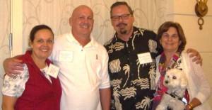 121 2013 MBCN Conference Houston TX Peter H Linda Bob Best