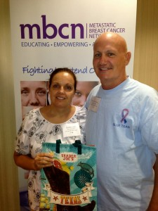2013 MBCN Conference Houston TX Peter and Heather sign