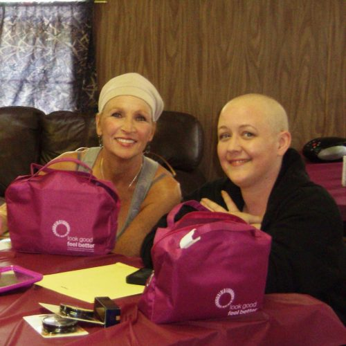 breast cancer support group feel better