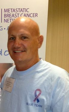 Men Get Breast Cancer, Too Hope and Friendship Metastatic Breast Cancer Foundation Support Group Massachusetts