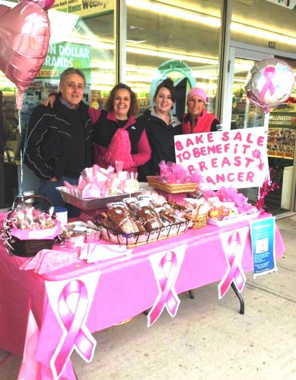 Hope and Friendship Bake Sale Huge Success Massachusetts