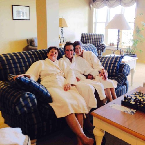 Ogunquit 2015 breast cancer support groupOn Couch