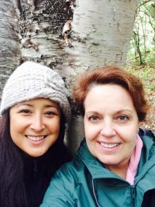 Heather and Kim at BJB 2015 selfie
