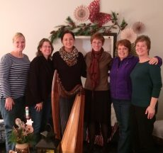 Metastatic Breast Cancer Support Group Members Enjoy Holiday Brunch Massachusetts
