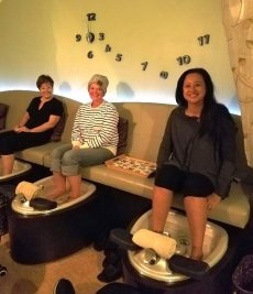 GOH Spa Hosts Spring Retreat 2016 for Metastatic Breast Cancer Support Group Members!