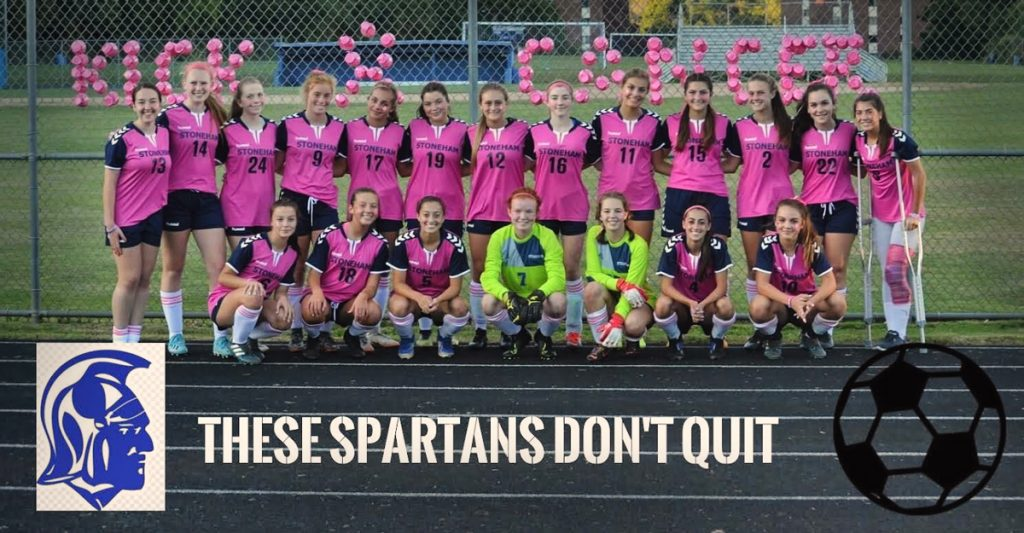 Stoneham/Wilmington High School Kick Cancer Games